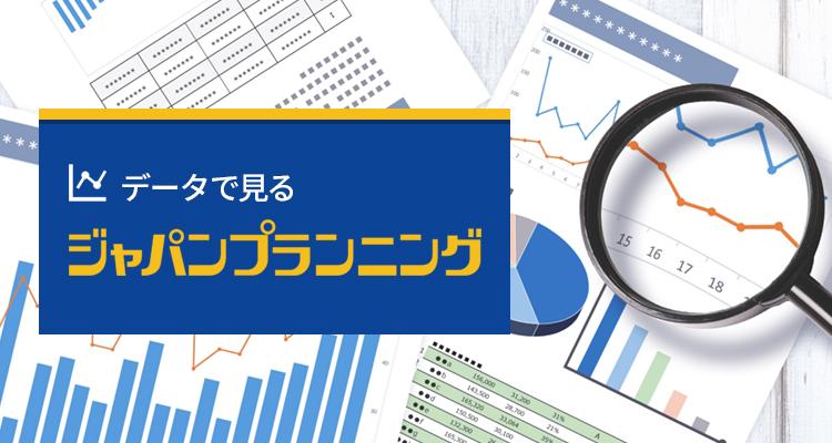 データで見る ジャパンプランニング